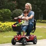 熱い販売安く4つの車輪の大人のための電気移動性のスクーター