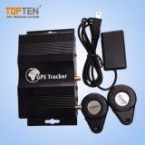 24 часов в режиме реального времени в Интернете GPS Tracker поддержки стопорное снимок/ограничителя скорости/Отслеживать расход топлива ТЗ510-Ez