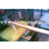 ラインを作る真鍮の管の連続鋳造機械真鍮の管