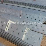 Grand angle de la machine de forage pour l'acier utilisé dans la fabrication de la tour de l'angle