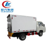 Isuzu 4X2 Small Refrigerator Van Truck