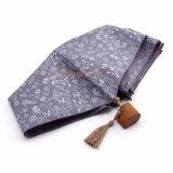 Зонтик створки руководства открытый с деревянной ручкой