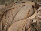 Folheado de bambu