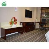 عالة خشب ورد مضيئة لون إنجاز نجم [هيلتون] فندق غرفة نوم أثاث لازم