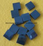 80mm*10mm el GPS Si3N4 hoja cerámica placa Si3N4 el disco de nitruro de silicio