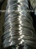 Fio de aço galvanizado para o engranzamento de fio