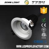Ty24 Nouvelle Promotion encastrés à LED Downlight LED Power Wwww xxx COM vers le bas de la lumière dans la Chine