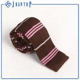 새로운 디자인 도매 주식에 의하여 뜨개질을 하는 넥타이