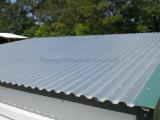 Folhas revestidas de alumínio do telhado do zinco ondulado do revestimento da parede do Galvalume