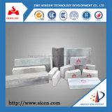 Desgaste elevado - bloco quadrado de nitreto de silicone/tijolo cerâmicos resistentes