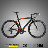 bicyclette de frein de la bicyclette 700c R8000 22speed C d'emballage de route de carbone