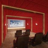 Panneau acoustique pour des matériaux d'insonorisation de salle pour le cinéma