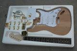 Hanhai Str.-Art-Gitarren-Installationssätze mit Erle-Karosserie, Goldbefestigungsteile