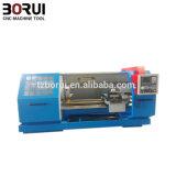 Qk1319 el mejor China Ce aprobó la rosca del tubo de máquina de torno CNC