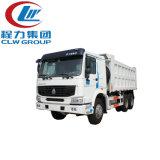 Sinotruk HOWO 6X4 370HP 광업 덤프 트럭