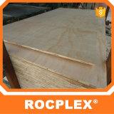 Tamaño de la madera contrachapada Okoume1220mm y 2440mm