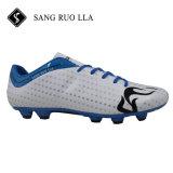 Самый лучший футбол высшего уровня качества Cleats ботинки футбола для людей