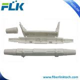 Caída de fibra óptica FTTH FTTX de Empalme de Cable Caja de protección de la carcasa