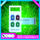 Conductive Shenzhen Yizexin Numeric Keyboard Ink Switch Membrane