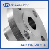 ASME schmiedete StandardEdelstahl-Schweißungs-Stutzen Flansch (PY0020)