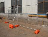 波カッコ(XMR78)が付いている容易なインストール済み電流を通された一時塀のパネル