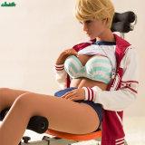 Het kunstmatige Erotische Stuk speelgoed van het Geslacht van de Vagina van Doll van Shemal van het Product Echte Volwassen