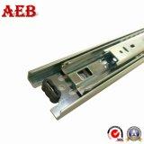 Trasparenza meccanica scorrevole di alluminio del cassetto del cuscinetto a sfere della Manica dei Governi dei montaggi della cucina