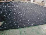 Rkの工場卸売結婚式のための耐火性LEDの星のカーテン
