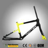 Blocco per grafici della bici di corsa di strada del carbonio T900 con il formato di blocco per grafici di 40cm