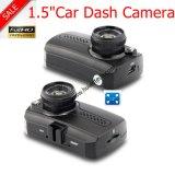 """1.5 """" HD 1080P Auto-Flugschreiber-Kamera mit Novatek 96223 hintere Ansicht-Auto DVR, G-Fühler, Nachtsicht, parkendes Steuerauto-Gedankenstrich-Digital-Videogerät DVR-1503"""