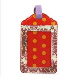 لباس داخليّ صانع جلد يحدّد تعليق جلد حقيبة علامة مميّزة