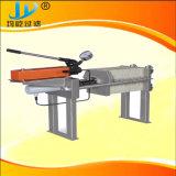 Filtre-presse appuyé par Jack manuel d'installation de transformation de jus de fruits