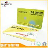 Scheda classica poco costosa di costo MIFARE 1K 4K RFID per il pagamento del E-Biglietto