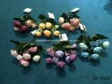 Fiore artificiale/di plastica/di seta Cameiila Bush (XF-FD16)