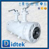 La maneta de la prueba A105n de Didtek el 100% funciona la válvula de Dbb
