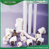 Широкое применение труба водопровода PPR горячая и холодная и труба PPR штуцер