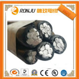 cabo distribuidor de corrente blindado da fita de aço da isolação da amostra livre 3X50mm2 XLPE de 0.6/1kv 0.6/1kv