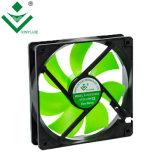 120x120x25mm PC material de protecção do ambiente de ventilação do refrigerador DC Motor Elétrico