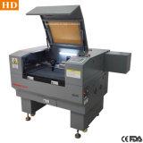 Kleine Machine van de Gravure van de Laser van de Grootte Scherpe 6040