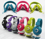 Bajo precio Auriculares plegables personalizado