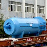 1500x4500mm materiais compósitos de aquecimento eléctrico Autoclave de cura com aprovação ASME
