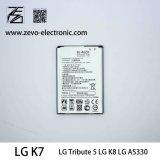 3.8V 2045mAh 100 % Nouveau téléphone mobile Batterie BL-46zh pour LG K7 LS675 MS330 hommage 5