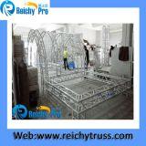 Sistema de aluminio del braguero de la cabina de la exposición (RY-016)