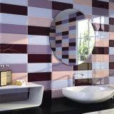 de 100*300mm Verglaasde Binnenlandse Ceramische Tegel van de Muur van de Kleur voor BinnenDecoratie