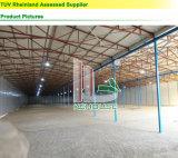 강철 구조물 보일러를 위한 이동할 수 있는 집 /Chicken 집 또는 작업장 /Fold 콘테이너 집을%s Prefabricated 집