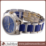 La mens relojes reloj hombre de negocios de la moda minimalista Quartz-Watch relojes
