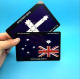 Protector de cartões bancários personalizados sinal RFID Cartão de bloqueio