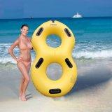 カスタマイズ可能な二重人水泳のための膨脹可能な水スキー管