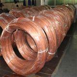 fio de alumínio folheado de cobre de 4.9mm CCA-10A para o cabo coaxial