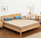 Doppeltes Bett-große Eichen-festes Holz-Möbel-nordisches Bett (M-X3635)